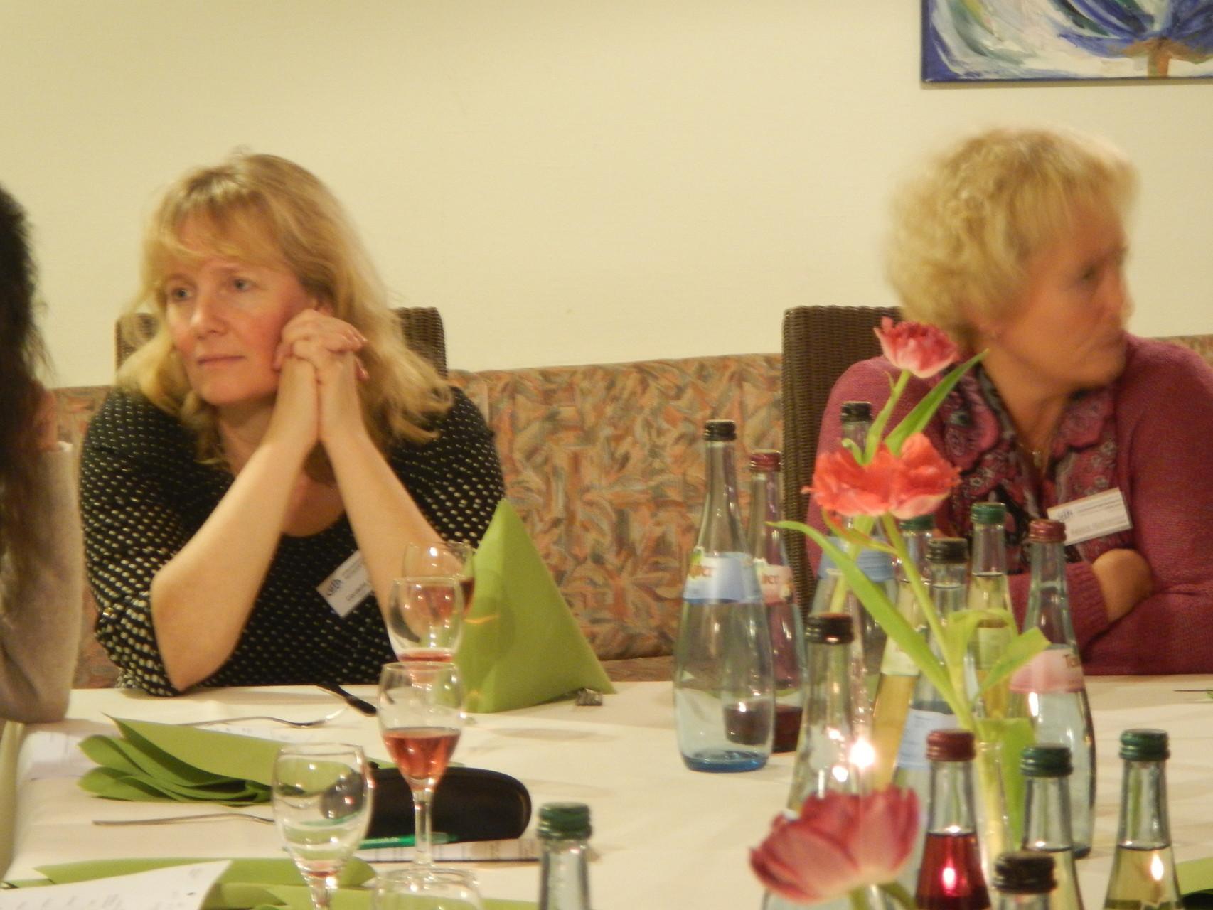 ufh Vortrag AOK - Teilnehmer