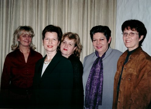 2003 Vorstandsmitglieder