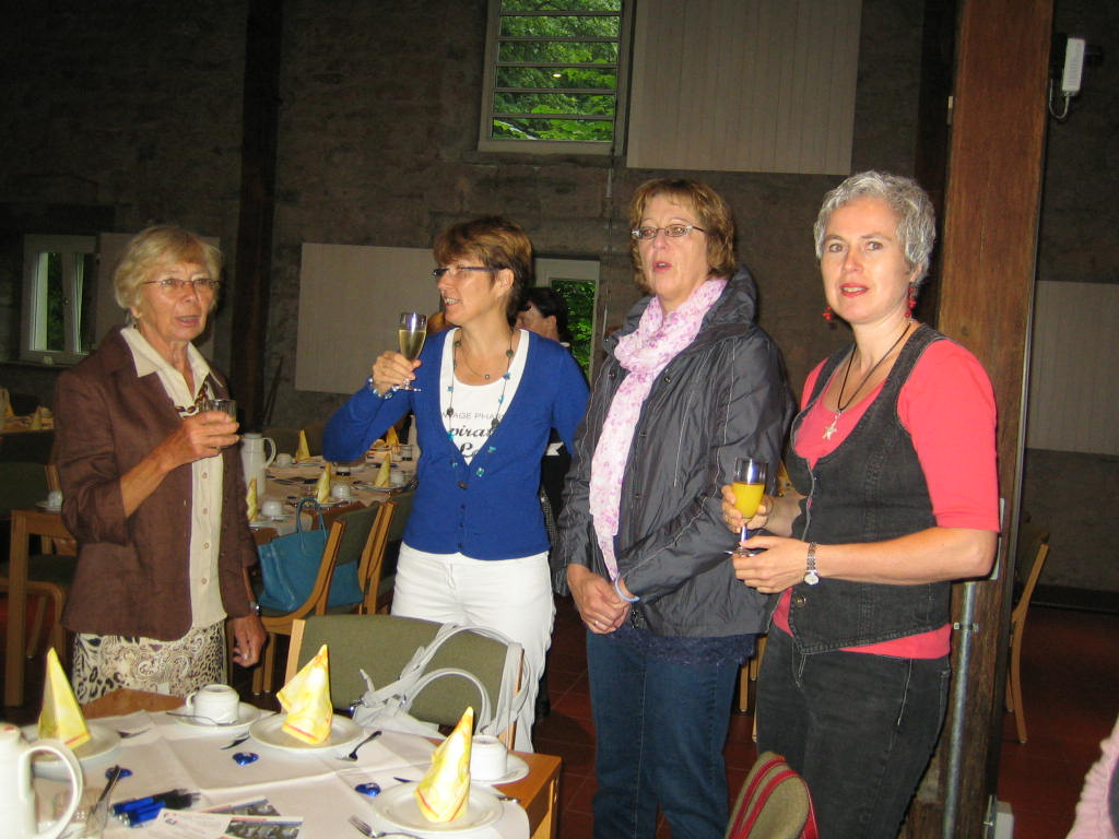 2012 Ladies Brunch der Voba, Kloster Lichtental
