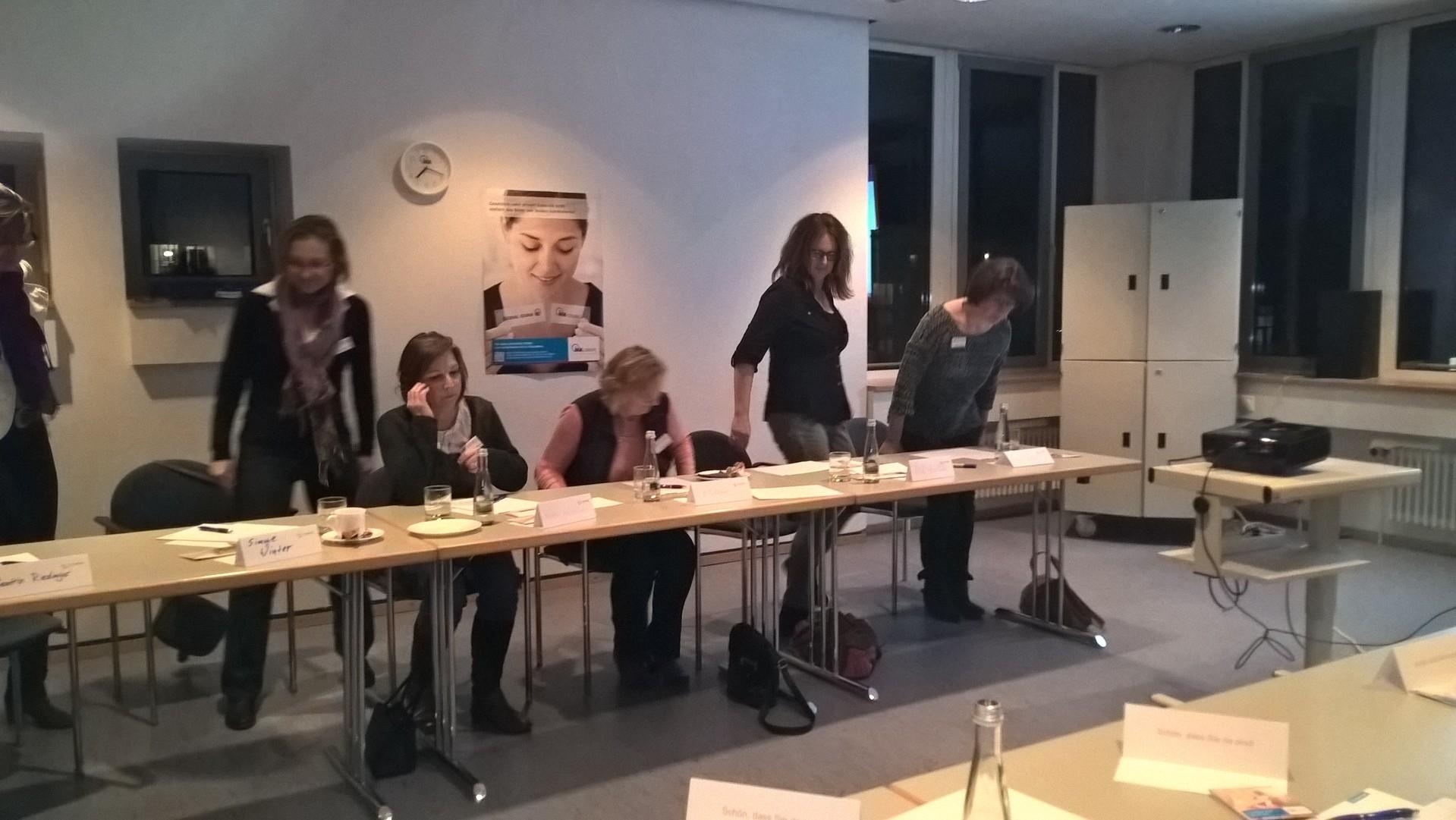 11-16 Seminar Kreativtechniken