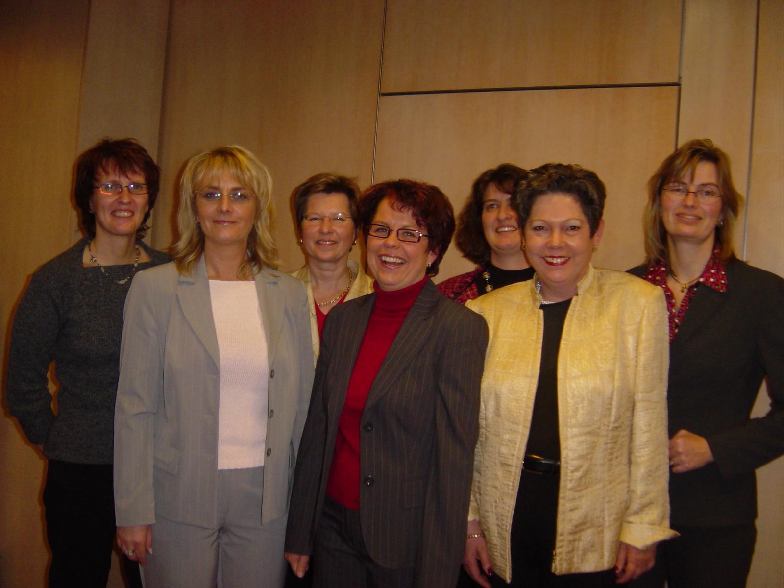 2005 Vorstandsdamen