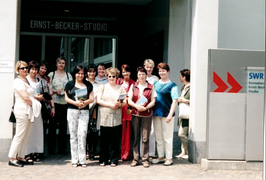 2003 SWR-Besichtigung