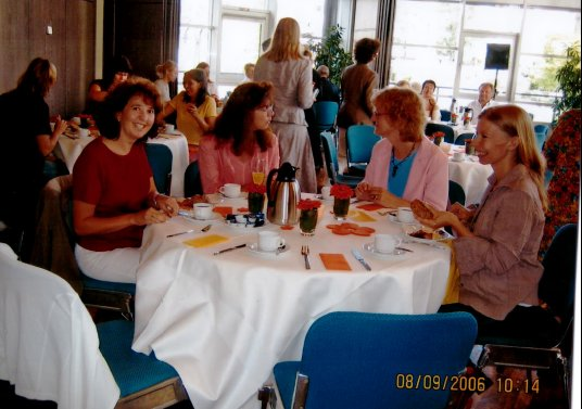 2006 Ladies Brunch der Voba