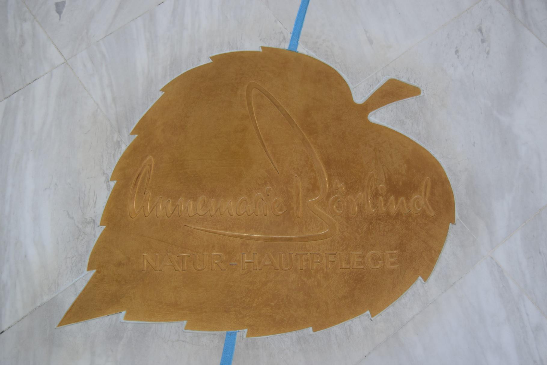 ufh Forum Eingang Fußboden Logo Annmarie Börlind Naturkosmetik
