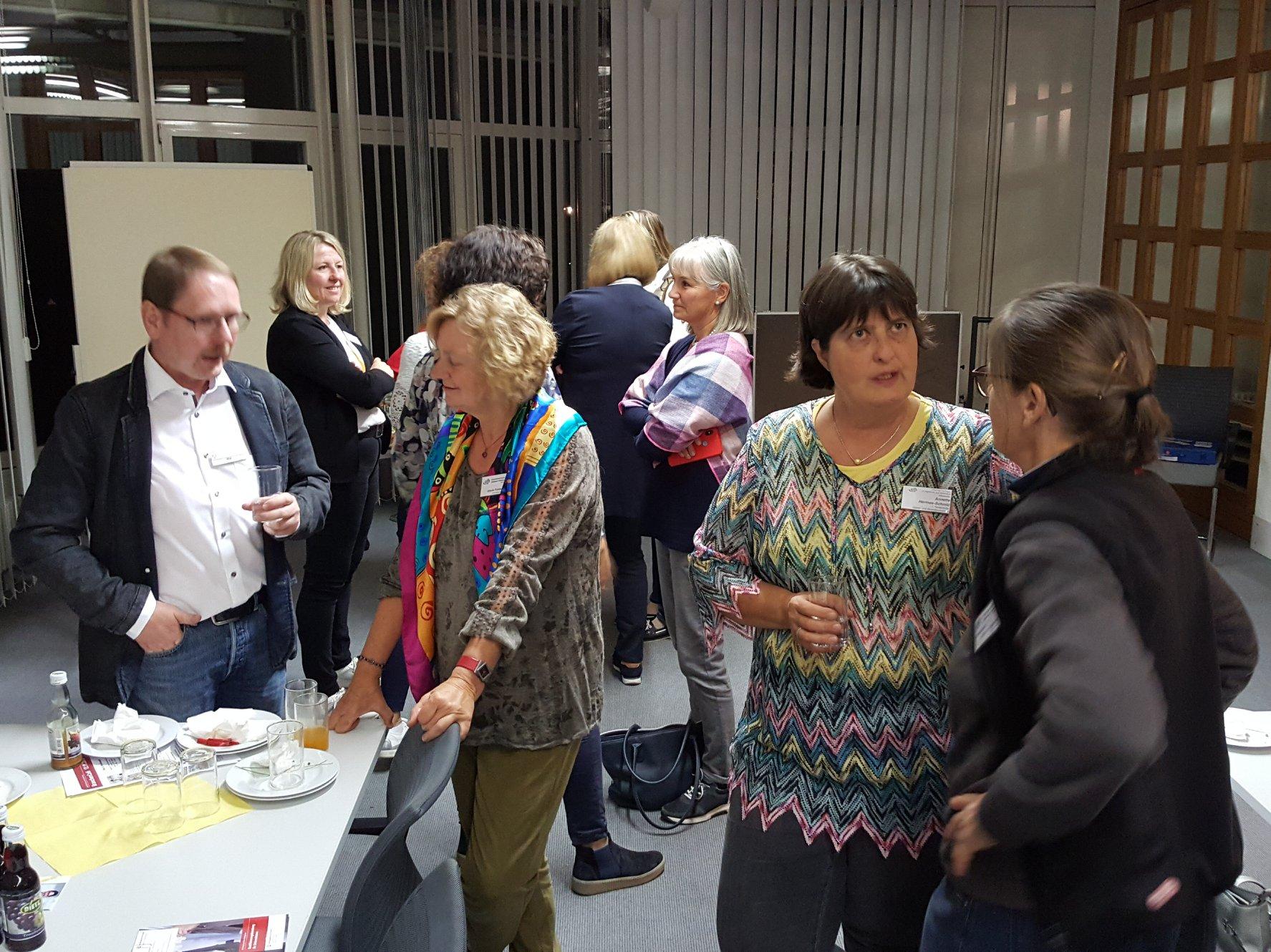 09-2019 Expertengespräch Arbeitsagentur in Rastatt