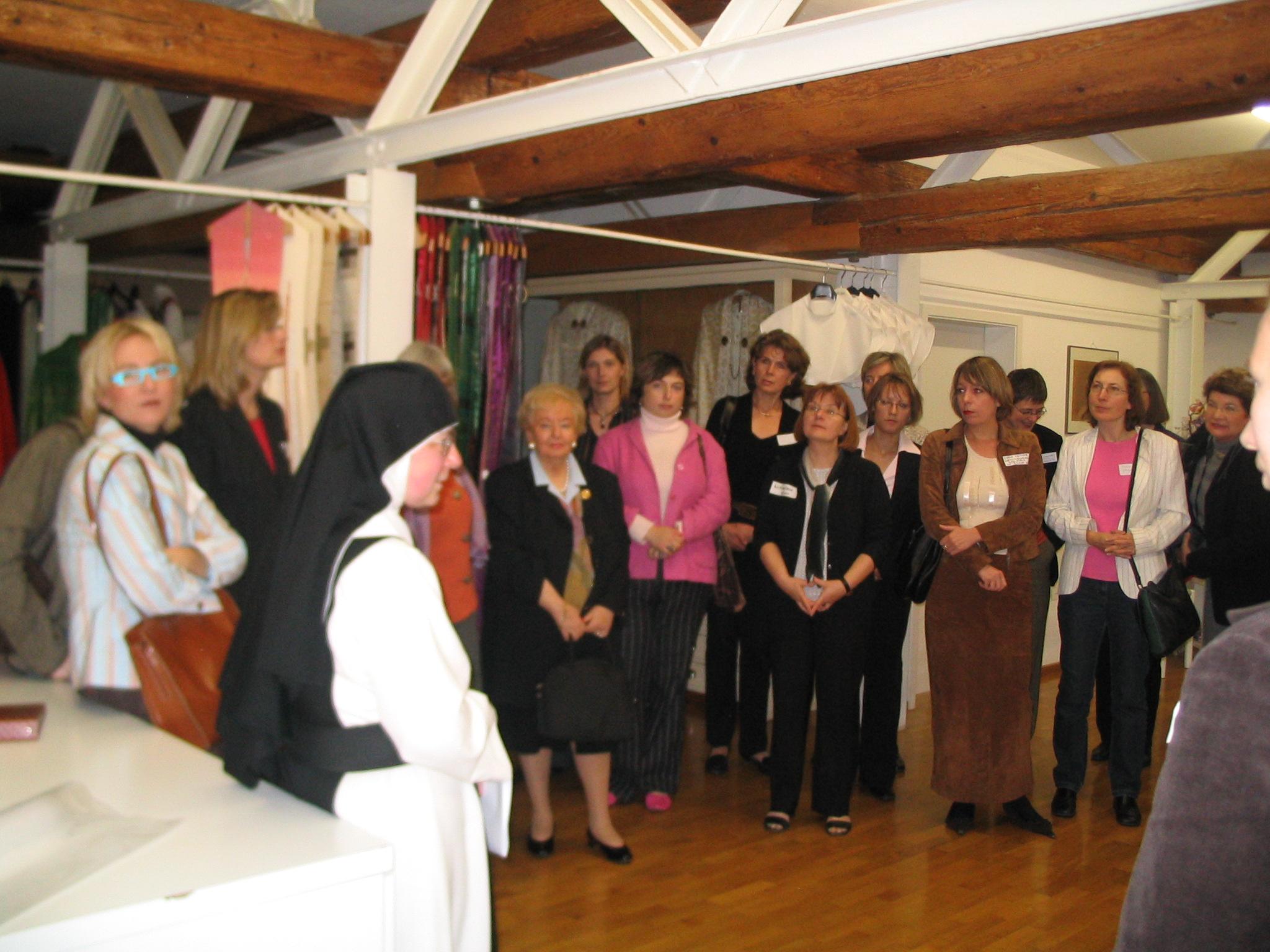 2006 Frauenwirtschaftstag im Kloster Lichtental