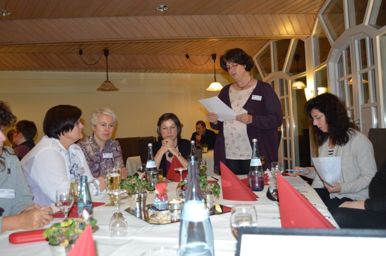 ufh Jahreshauptversammlung Protokoll Annette Hermes-Schmid