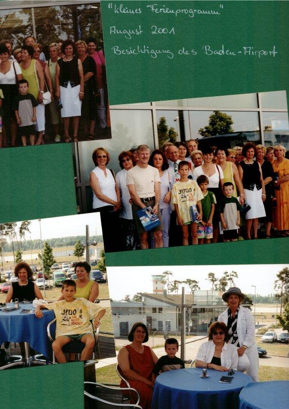 2001 Ferienprogramm