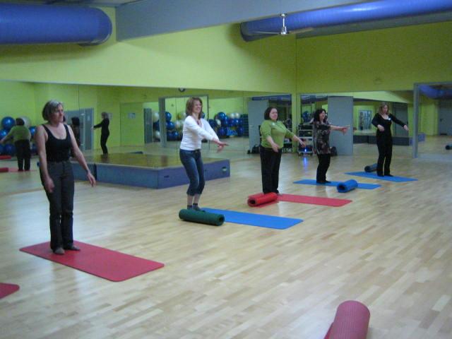 2012 Fitness im Gymnasion Rastatt