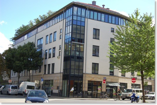 Elbcenter, Kursstudio, Bürgerstr. 74 in Dresden