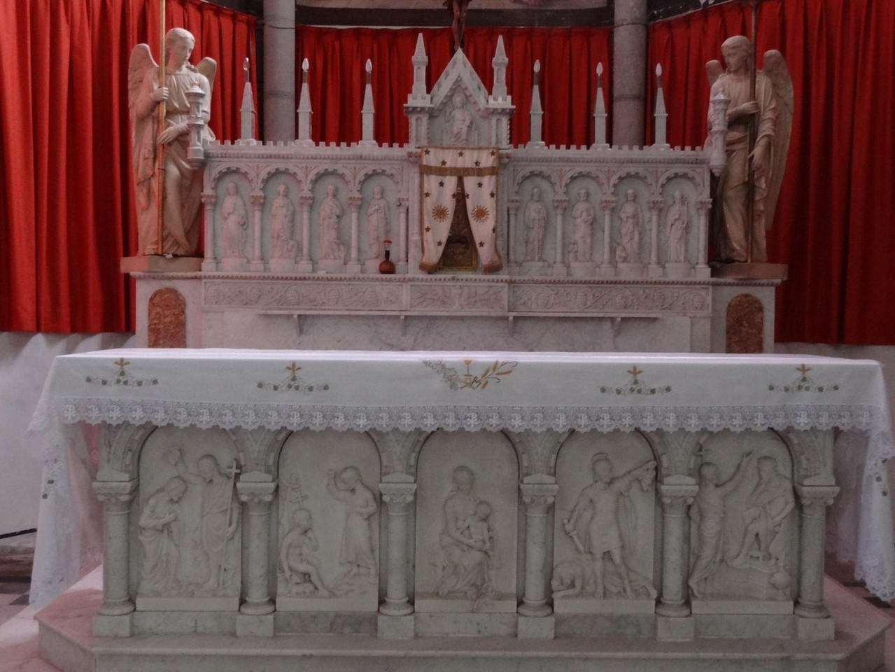 Maitre autel