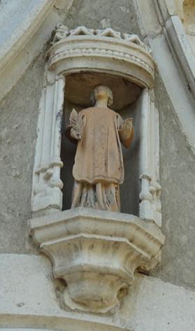 Niche de Saint Etienne