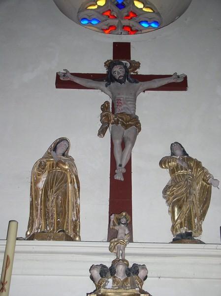 Calvaire de l'abside