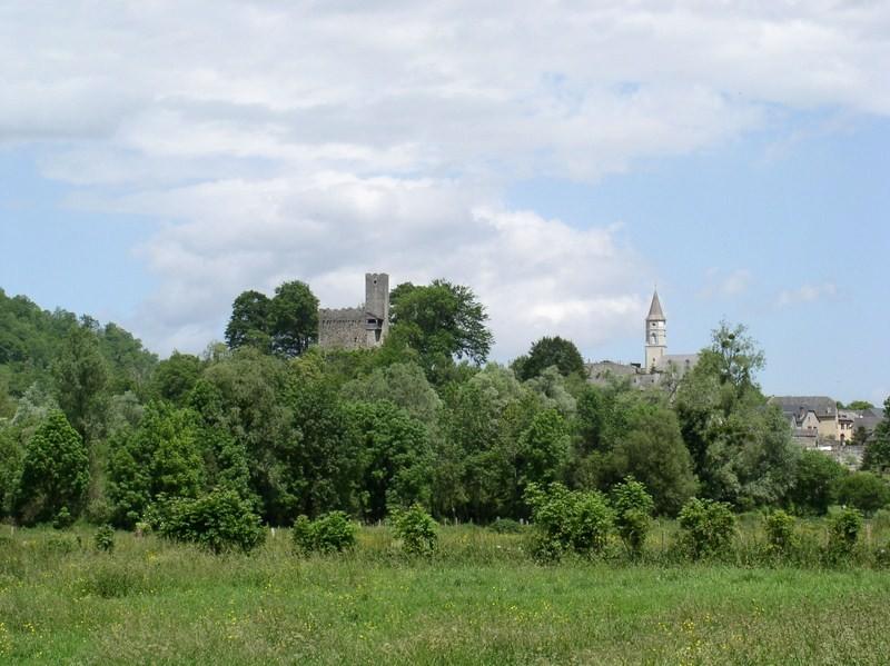 l'Abadie et l'église