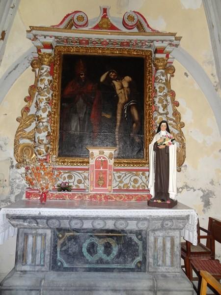 Chapelle saints Fabien et sébastien