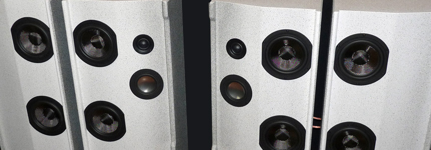 AUDIO Custom Projekt Teufel Ultima 800 MK2 - Spezial