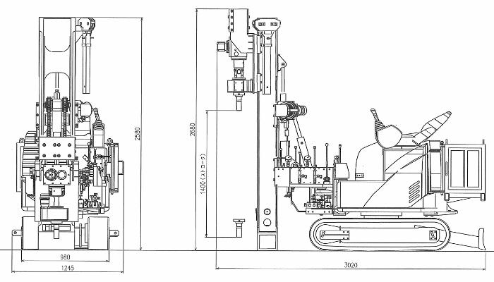 エコ1VⅢの概要図