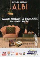 Salon Antiquités Brocante d'Albi
