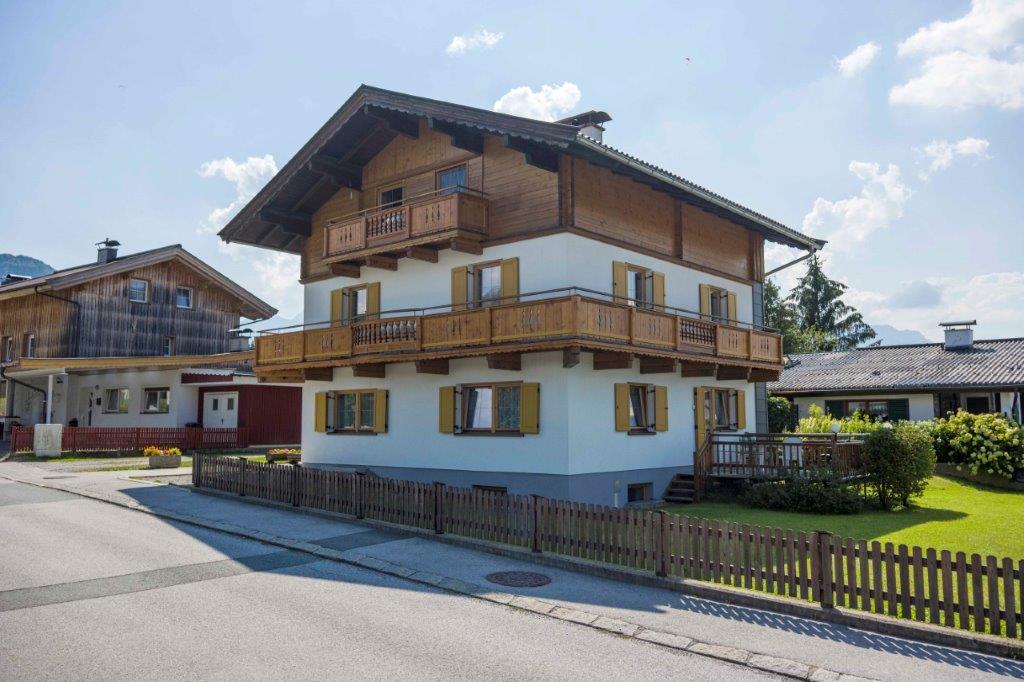 Typ 1 mit Terrasse im Haus Obermoser