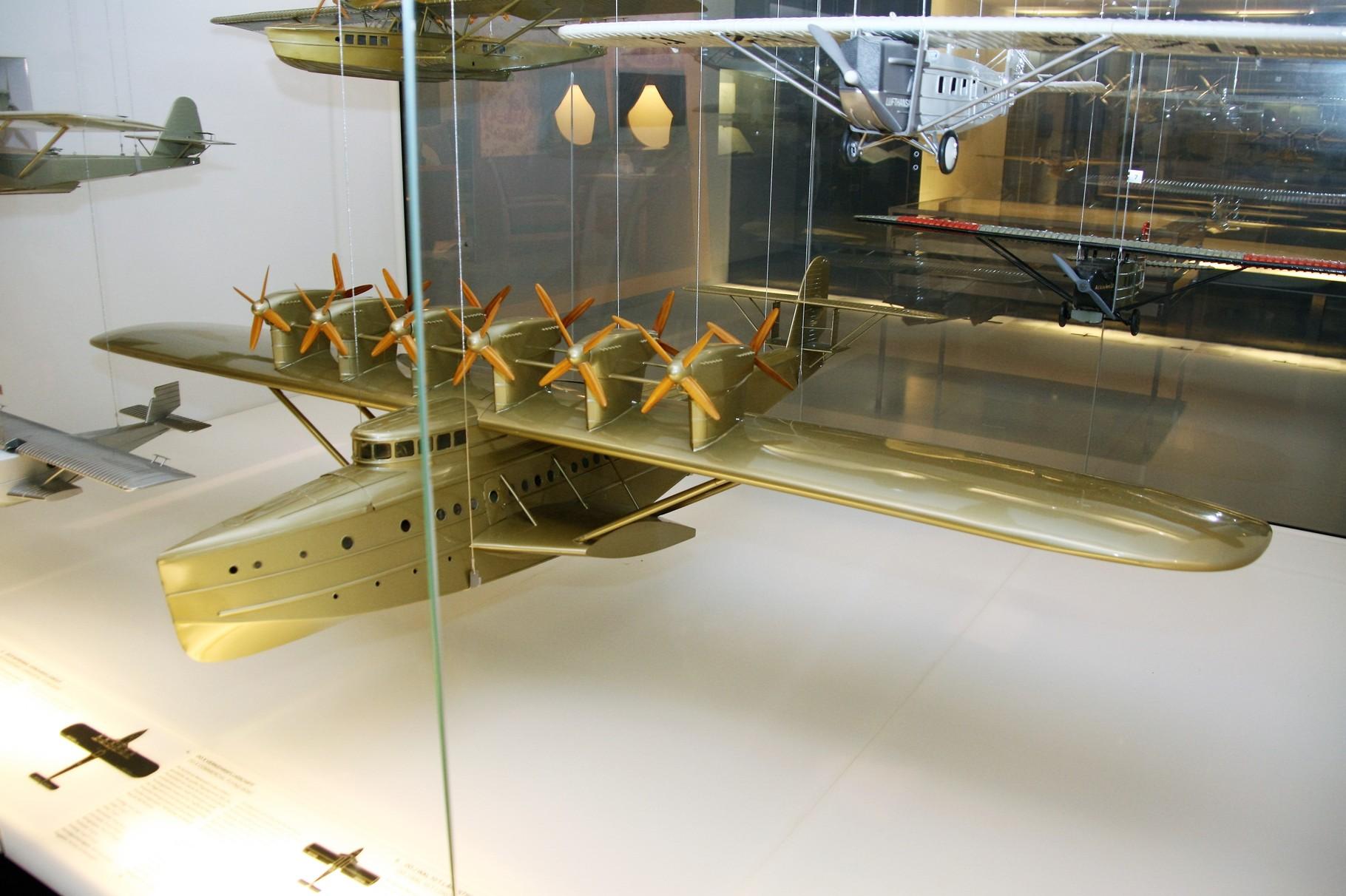 Das legendäre Do X Wasserflugzeug