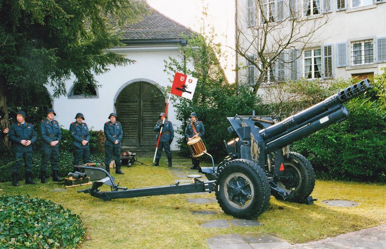 Schlosswiese 750 J Stadt Frauenfeld