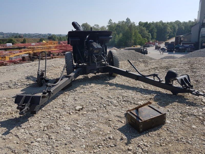 Panzertreffen Bürglen Kieswerk