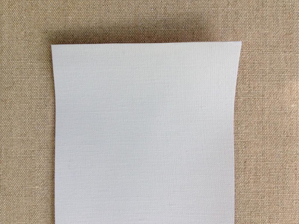 115 Portraitleinen Grau, vierfach grundiert, Acrylgrund, 216 cm