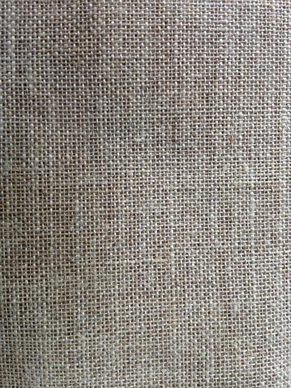 165/15 Linen 100%, width 215 cm, 160 gr., warp 13, woof 12