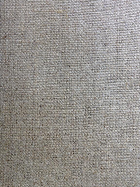 901 100% Linen, width 206 cm, 430 gr., warp 15, woof 17