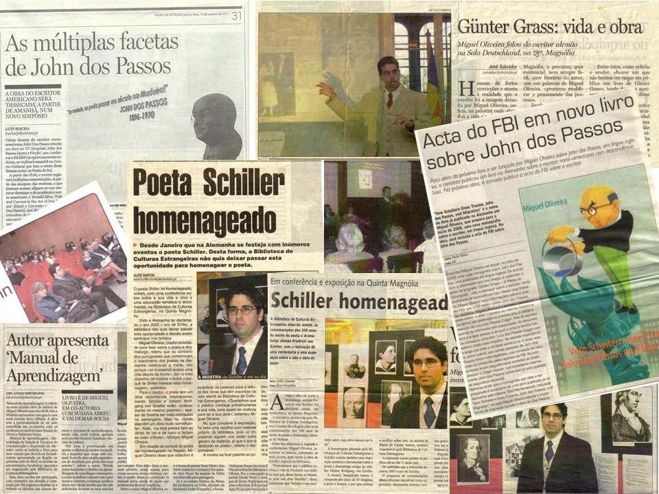 Ausschnitte aus Zeitungsartikeln