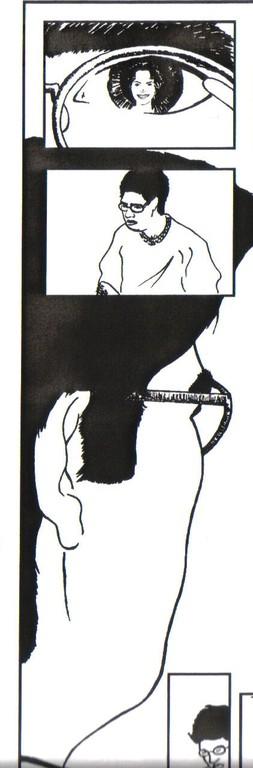 Miguel Oliveira, © by Valdemar Sousa. In: O/velha Negra, 2003.