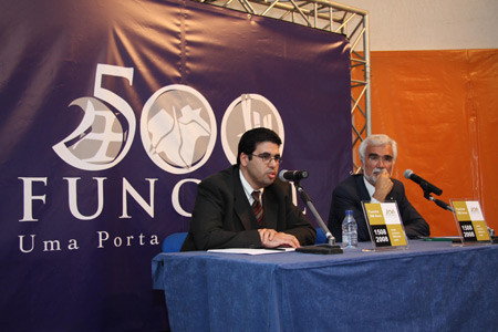 Miguel Oliveira, Francisco Faria Paulino, Commissioner of the 500 Years Celebration Commission