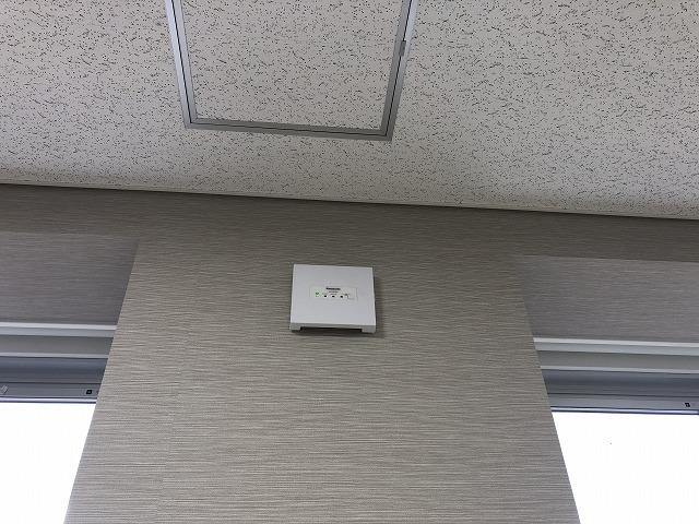 会議室用AV設備(新潟市東区)の「ワイヤレスアンテナ」