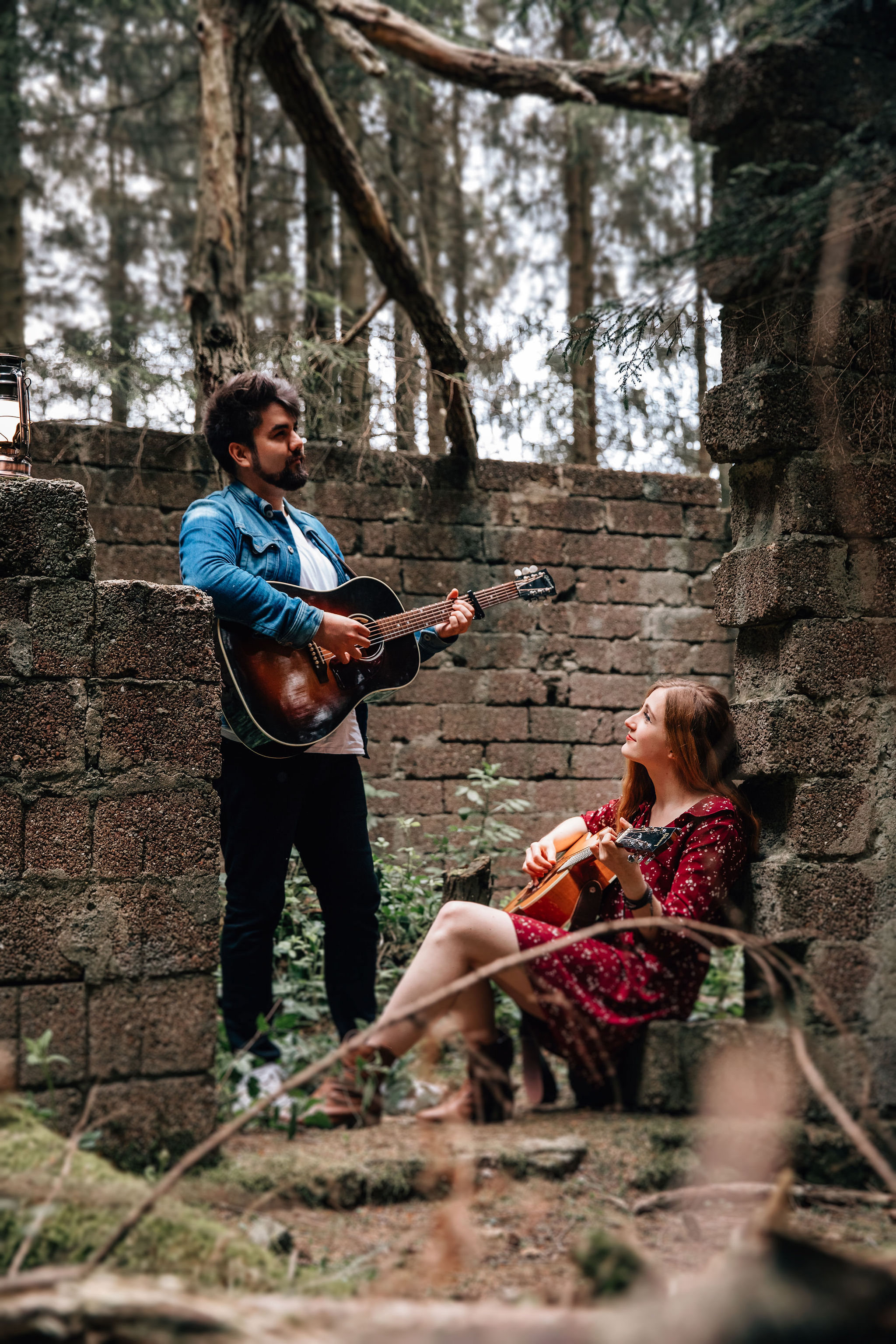 Wandering Souls, Singer/ Songwriter Duo, Country Music, Folk Music, Acoustic Guitar, Acoustic Pop,