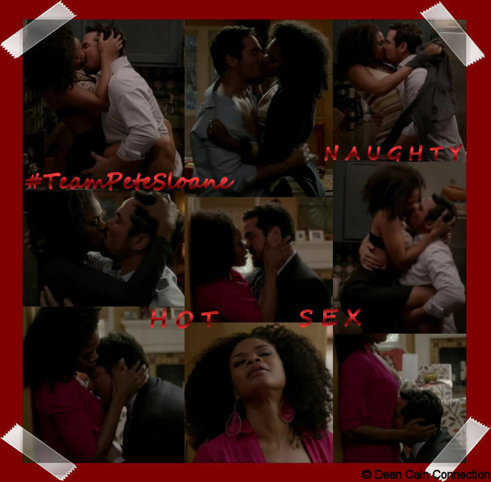 This is another Flashback-Creation to the very HOT sex-scene between Pete & Sloane of the 1st Season.