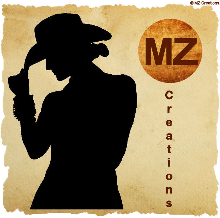 "This creation I've made for using it as the profile-pic on my FB-site & Twitter-account ""MZ Creations"". ;-)"