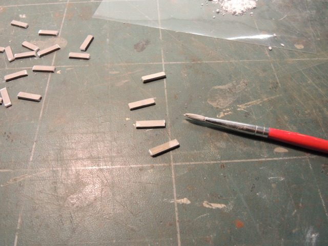 mise en peinture des caniveaux de câbles Evergreen