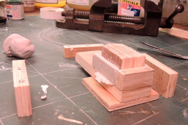 moule pour pâte à modeler pour niche