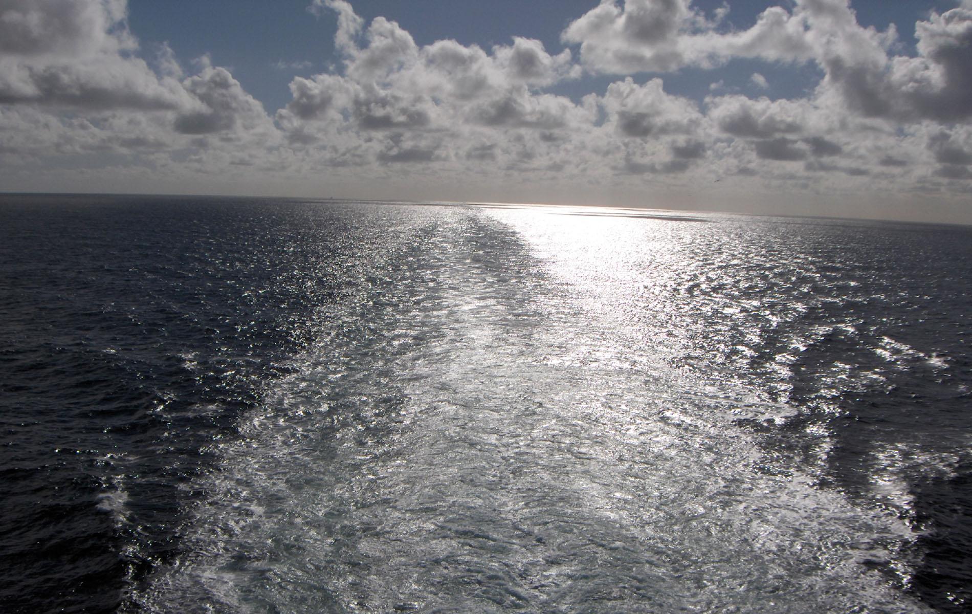 Wir haben Kiel verlassen