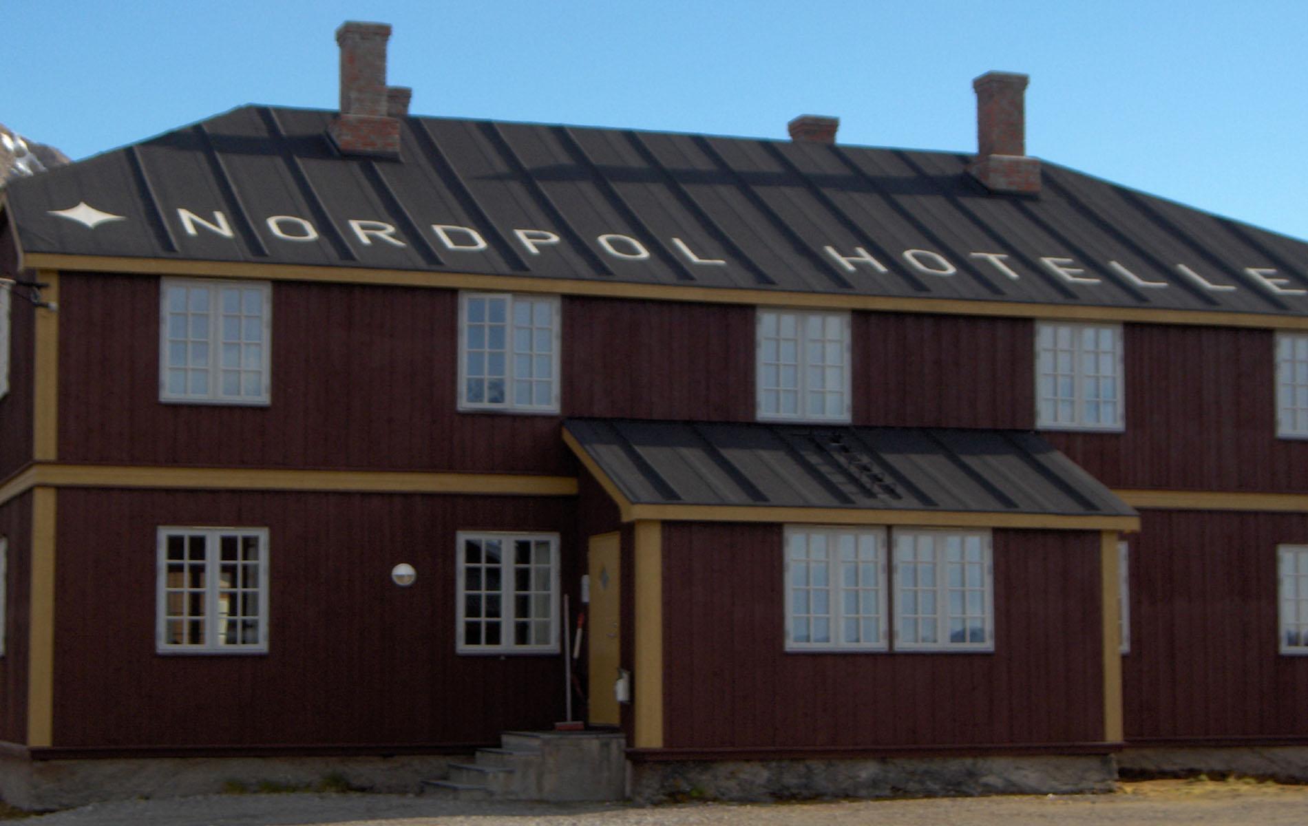 Nordpol Hotell - Ny Alesund