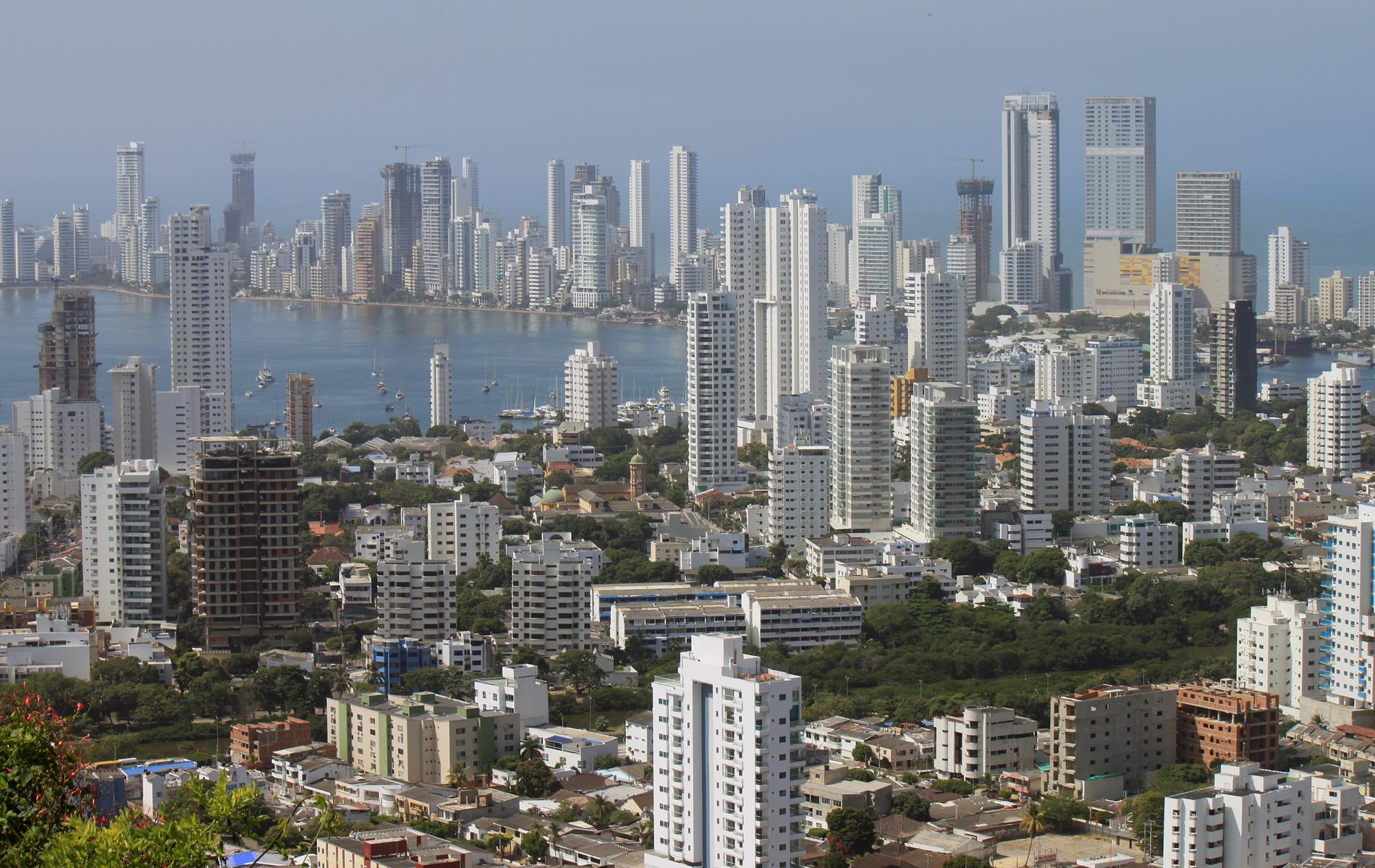 Modernes Cartagena