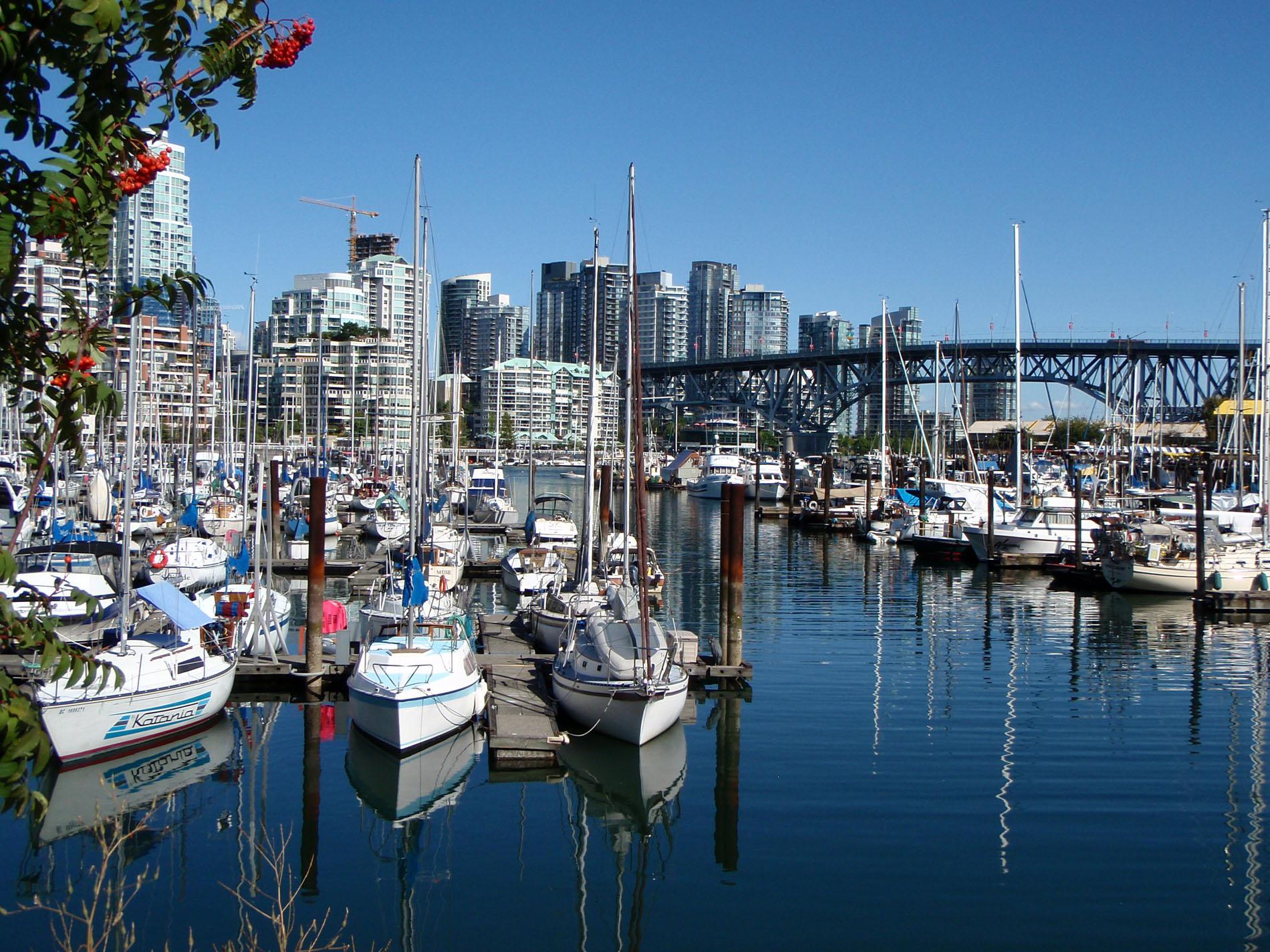 Vancouver, Granville Island