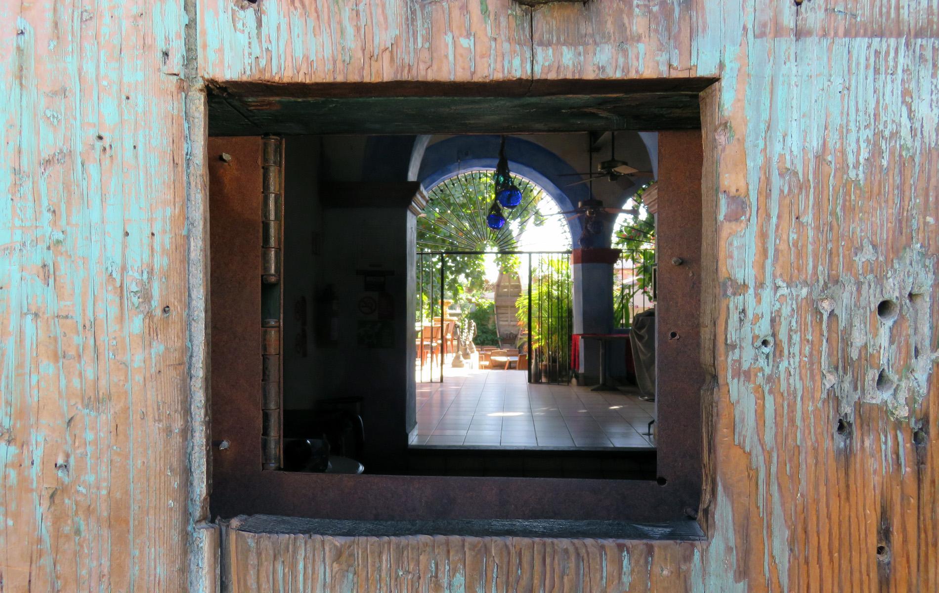 Verträumter Innenhof