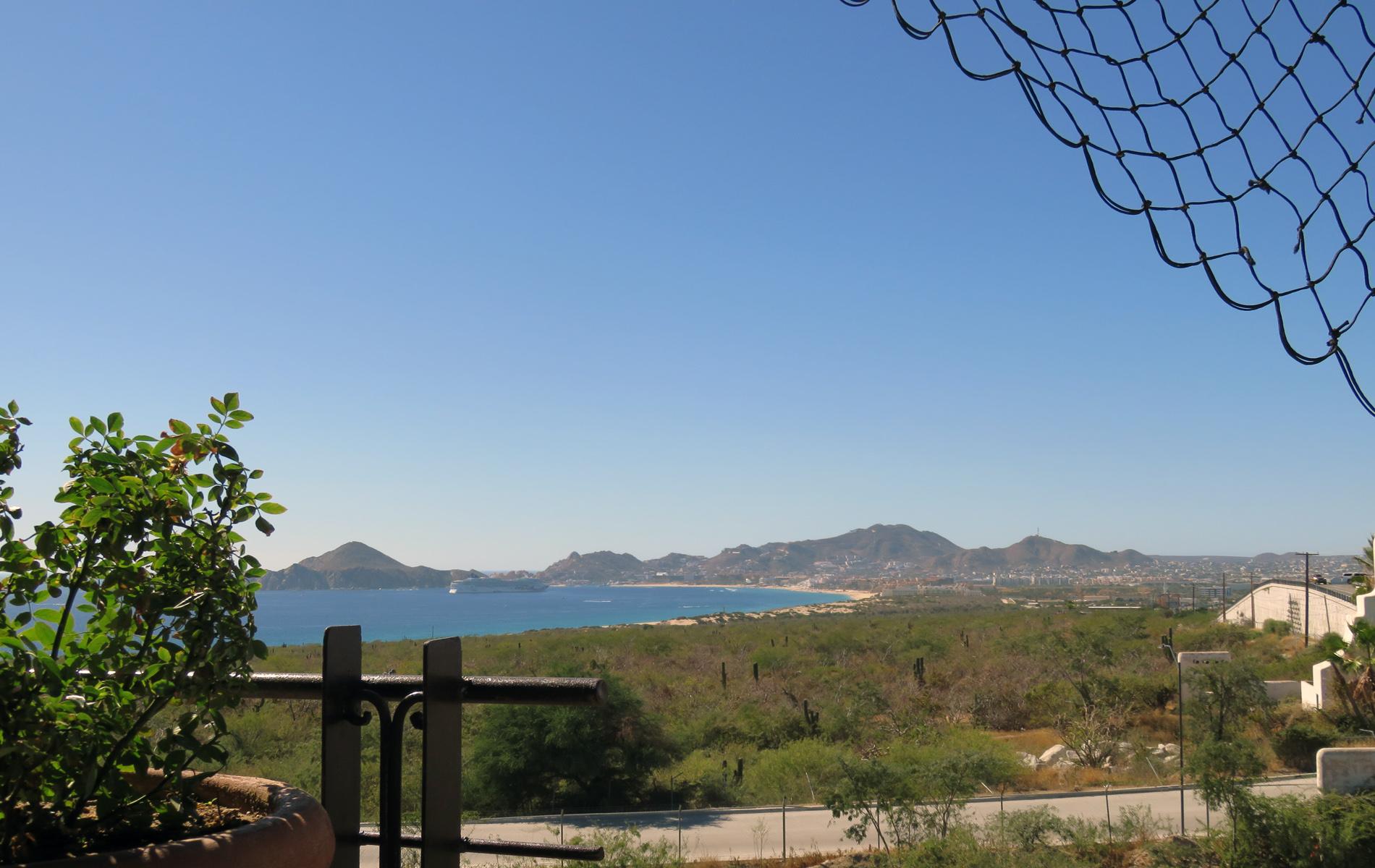 Blick auf Cabo San Lucas