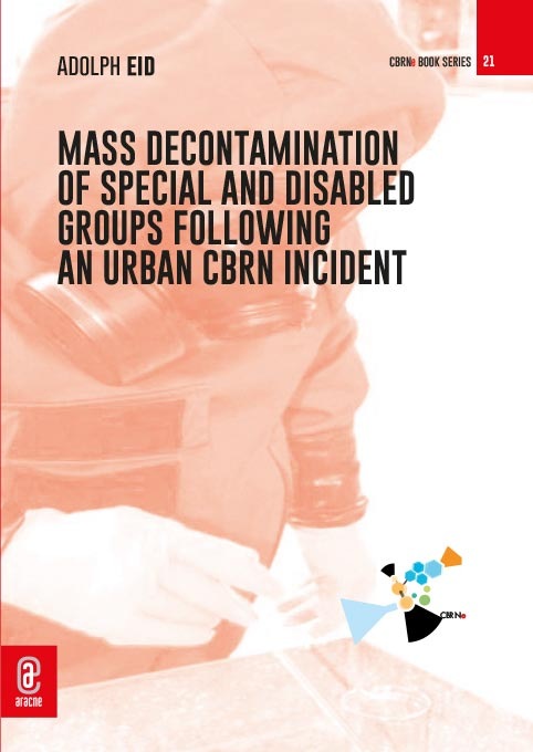 Mass Decontamination of Special and Disabled Groups Following an Urban CBRN Incident