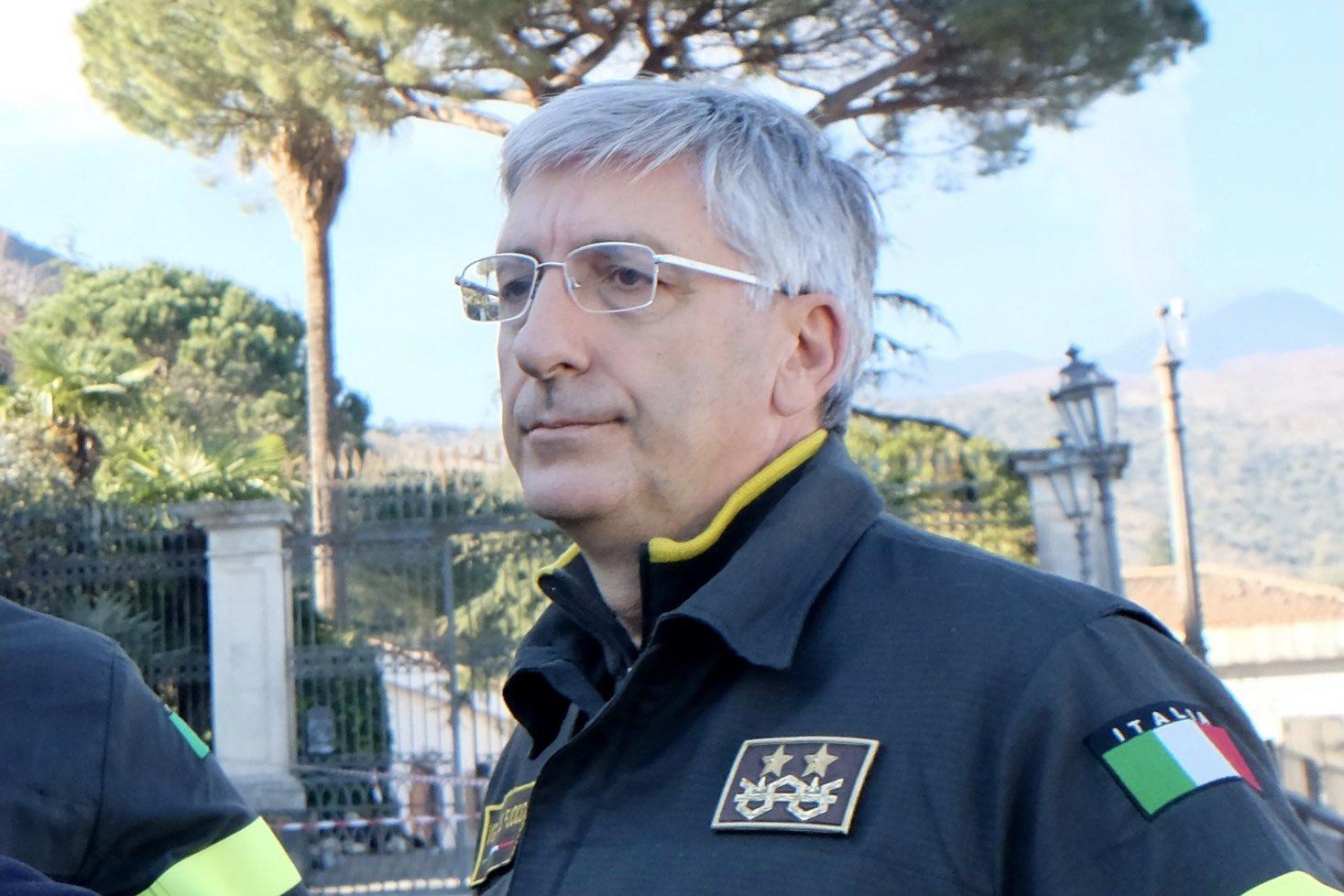 Ing. Guido Parisi nuovo Capo del Corpo Nazionale dei Vigili del Fuoco
