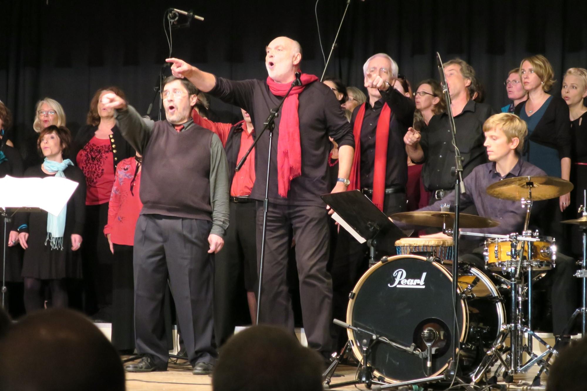 Pop-Jazz-Chor Sing'n'Swing