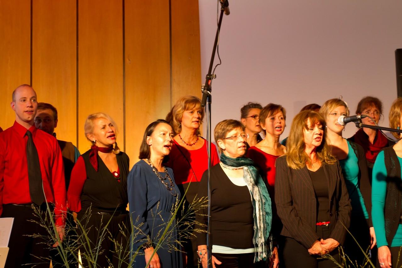 Pop-Jazz-Chor Sing'n'Swing 2013