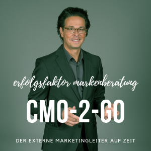 Timm Uthe | erfolgsfaktor markenberatung | CMO-2-GO