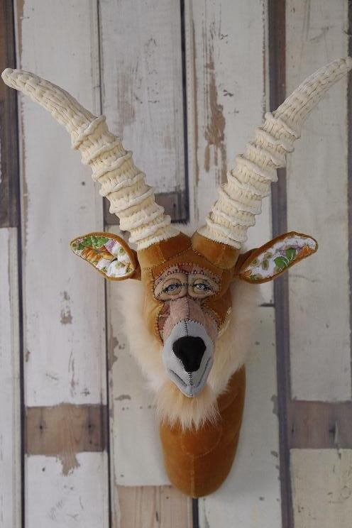Goat(Wall hanging)